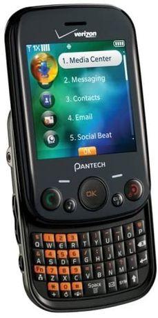 Телефон CDMA Pantech Jest TXT8040 для интертелекома
