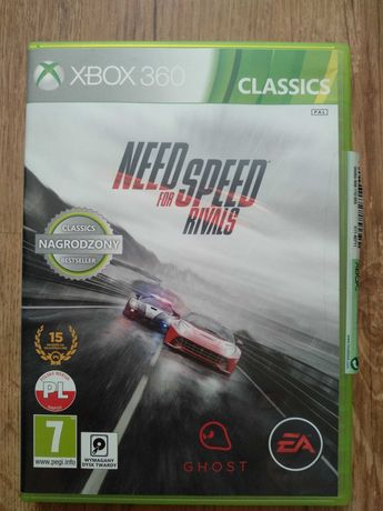 Gra Need For Speed na Xbox 360
