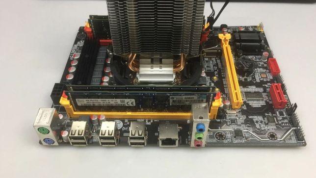 Комплект для сборки ПК (XEON E5-1650 + 2011Motherboard + 16GB) 2011