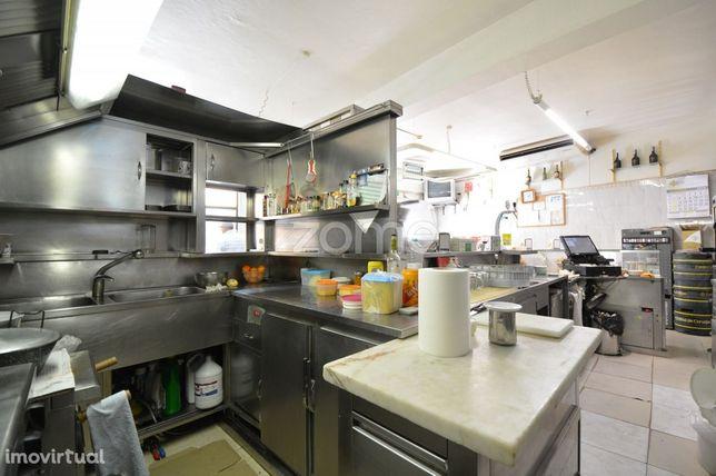 Café/Restaurante/Snack Bar - Sr. Roubado - Odivelas