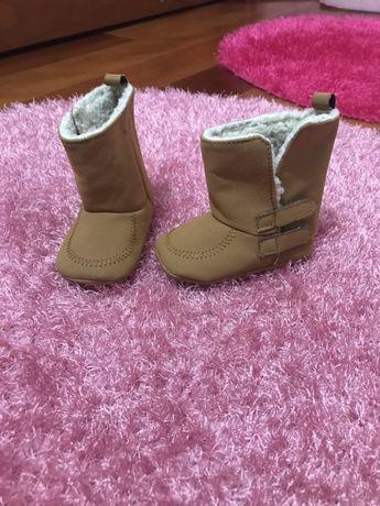 Sapatos de bebé