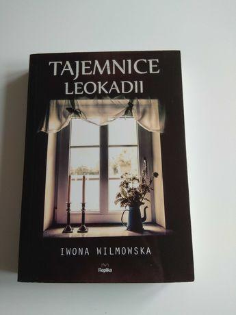 Iwona Wilmowska, Tajemnice Leokadii
