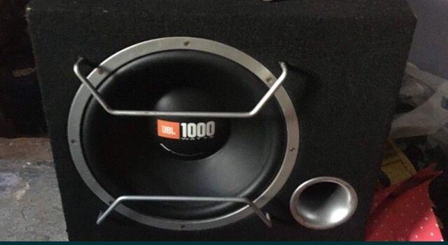 subwoofer 1000watt JBL
