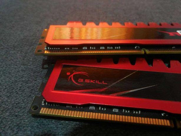 Продам оперативную память DDR3-1066 G.Skill 2X4Gb PC3-8500