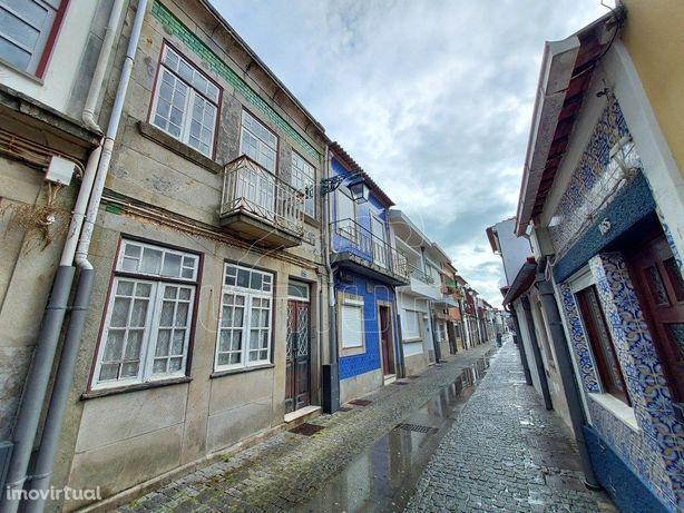 Prédio no centro da cidade de Viana do Castelo