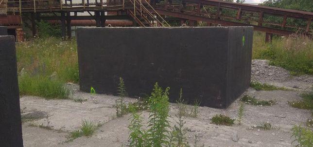 Zbiornik na gnojówkę gnojowicę szambo deszczówkę szamba betonowe 2m3