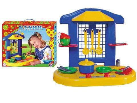 Кухонька детская игрушечная