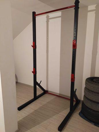 Power rack (stojaki, drążek do podciągania, stojak na obciążenie)