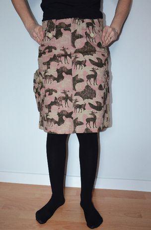 Świetna spódnica CROPP roz XS