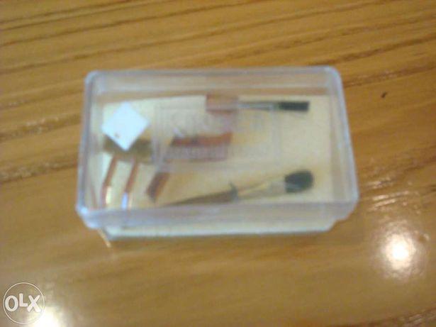 Kit de Limpeza para agulhas para giradiscos