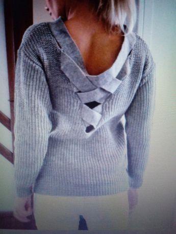 Piekny sweterek rozm 34/36