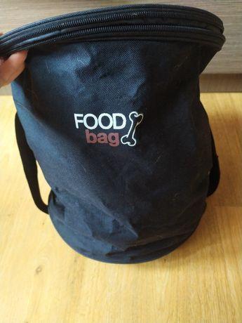 Pojemnik torba na karmę przenośna Trixie food bag 10kg