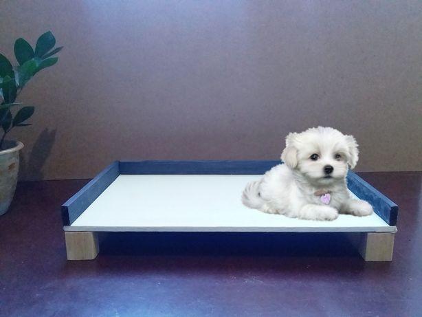 Лежанка-диванчик для собак котов.  Дизайнерская.