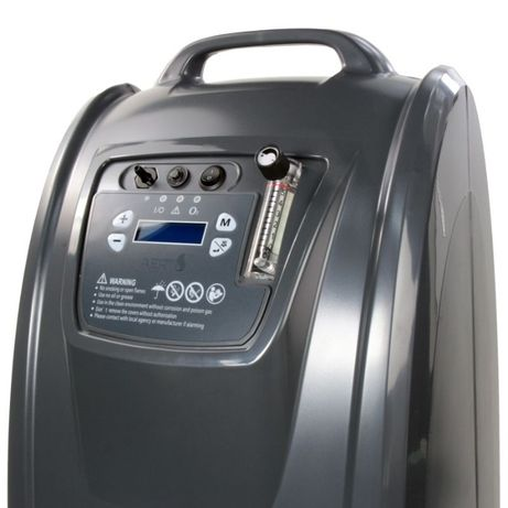 Przenośny koncentrator tlenu 5L aparat tlenowy
