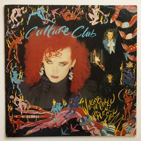 DIsco vinil - Culture Club