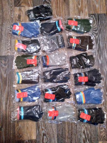Качественные новые зимние перчатки королека GLOVES