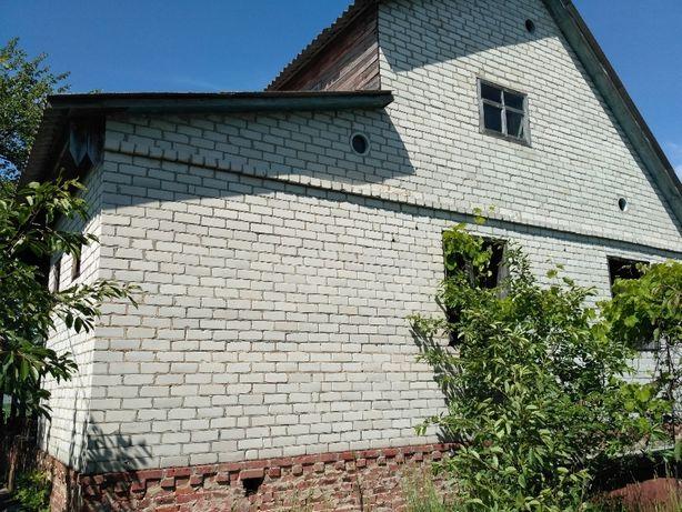 Продам или обменяю недостроенный дом в с. Брусилов