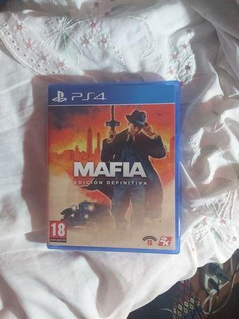 Jogo ps4 mafia edicion definitiva