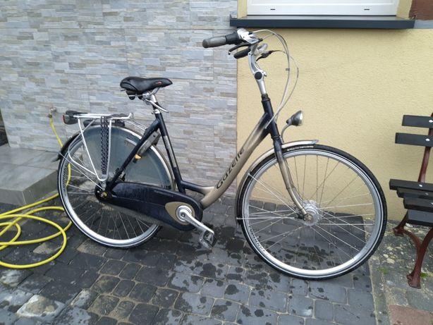 Rower Gazelle damka miejski holenderski