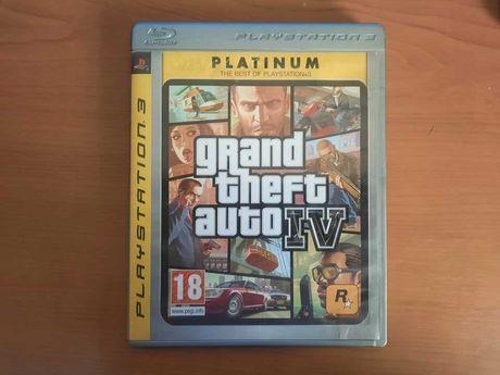 Jogo PS3 Grand Theft Auto V (GTA V)