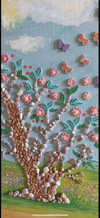 Картина «Дерево жизни»95*115 Київ - зображення 1