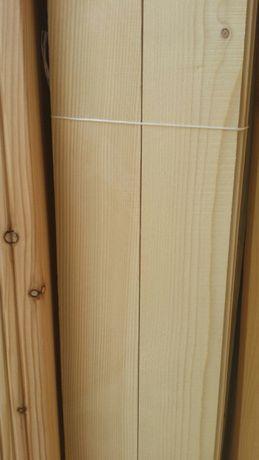 Podbitka boazeria deska elewacyjna szalówka