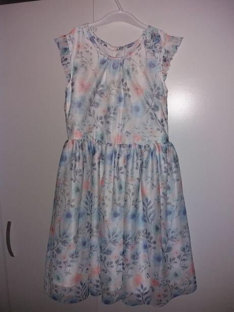 Sukienka 5 10 15 w rozm.146cm