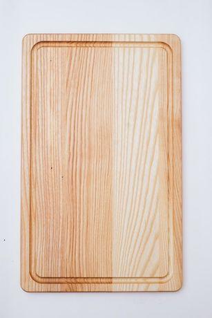 ‼️Кухонна дошка для порізки І Деревянная доска для порезки 25х40х2‼️