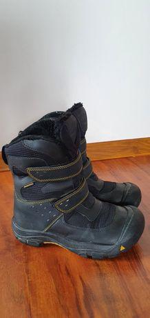 Buty zimowe śniegowce  Keen r.35 22cm