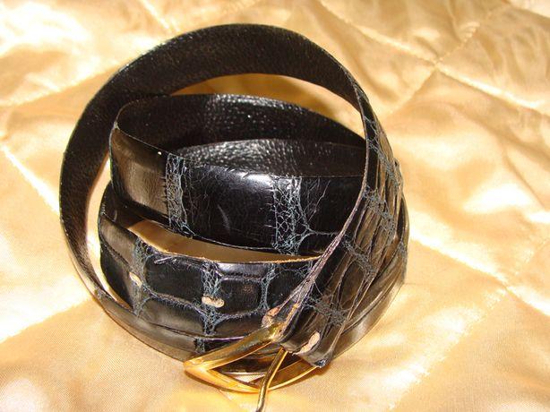 Bally Arola оригинал кожа 111 см ремень пояс