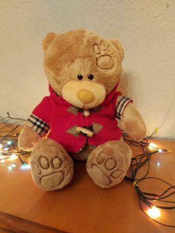 Красивый мишка игрушка,подарок девушке,ребёнку,мягкий,коричневый