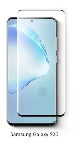 Szkło na cały ekran 3D DO SAMSUNG GALAXY S20
