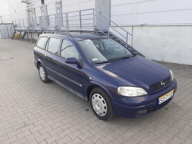 Opel Astra 1.4 2002 Rok Klima