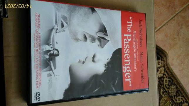 DVD Profissão Repórter Jack Nicholson Maria Schneider FILME Antonioni
