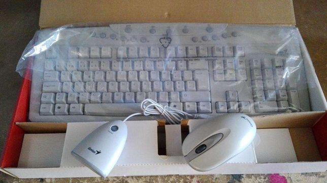 Teclado + Rato sem fios (novo em caixa)