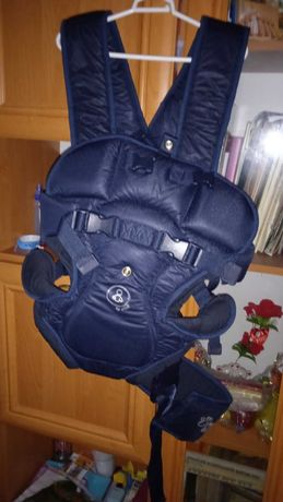 Рюкзак переноска для деток от 0-12 мес KIDS ZONE 3-9 кг