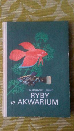 Książka Ryby w akwarium