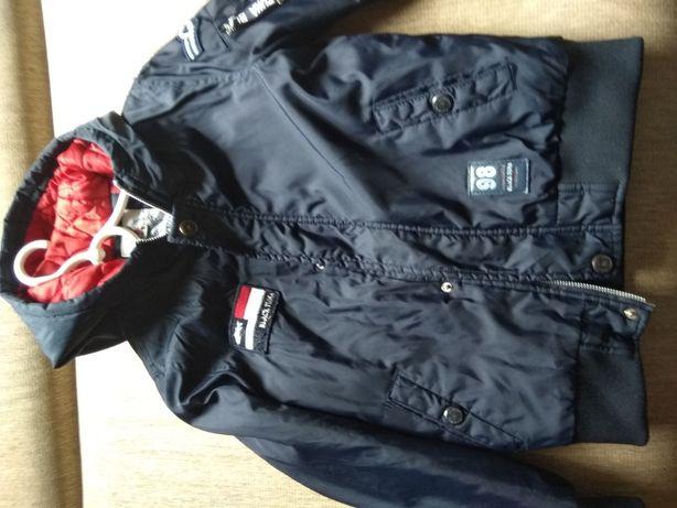 Куртка на хлопчикк