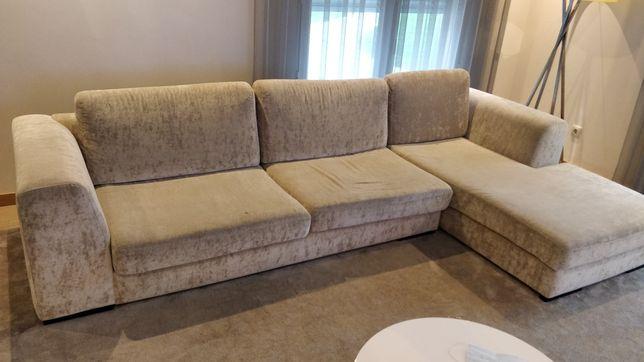 Sofá sala chaise lounge