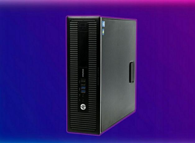 Komputer stacjomarny HP