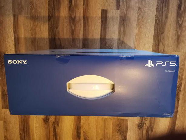 Konsola Sony Ps5 z napędem
