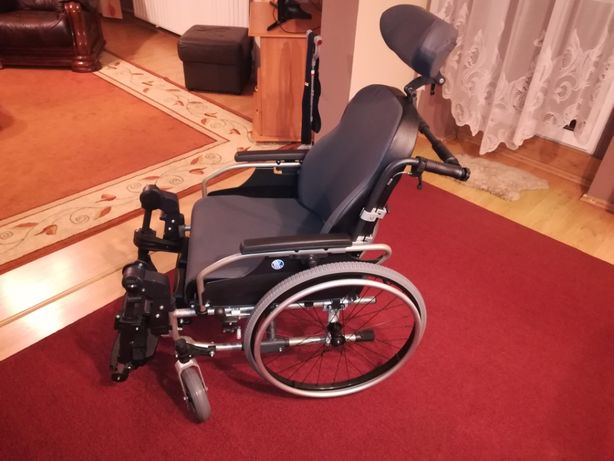 Wózek inwalidzki specjalistyczny Vermeiren NOWY