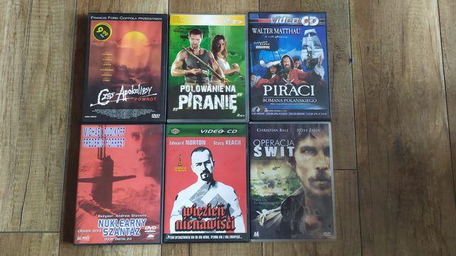 Filmy DVD VCD różne