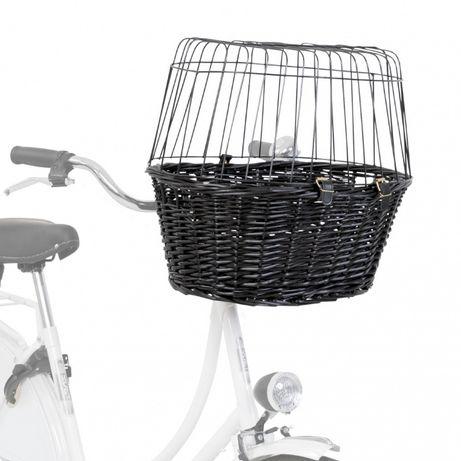 Kosz dla psa kota królika na rower