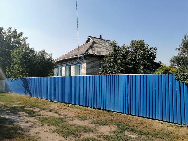 Продам будинок в м. Гребінка Полтавської обл.