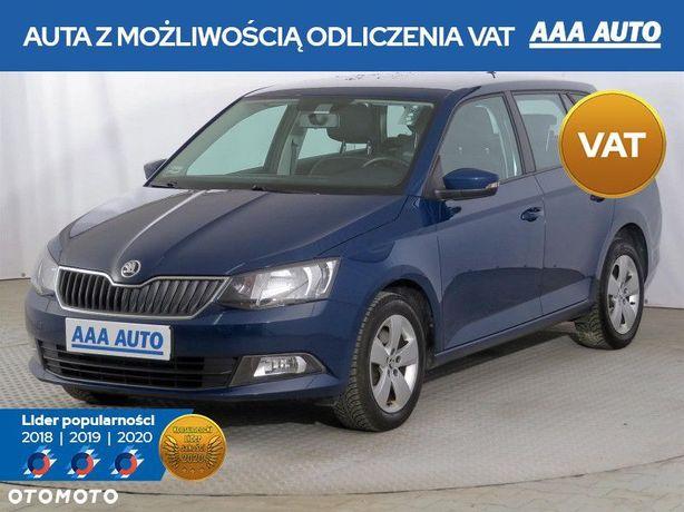 Škoda Fabia 1.2 TSI, Salon Polska, Serwis ASO, VAT 23%, Klima, Tempomat,