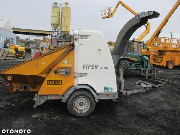 Saelen Viper 40 RDI  Rębak do drewna rozdrabniacz do gałęzi z podajnikiem