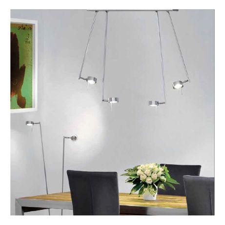 Nowoczesna regulowana lampa spot reflektor LED BLING SOMPEX 88355