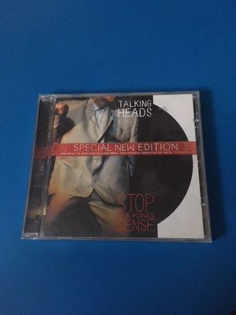 David Byrne live Talking Heads cd