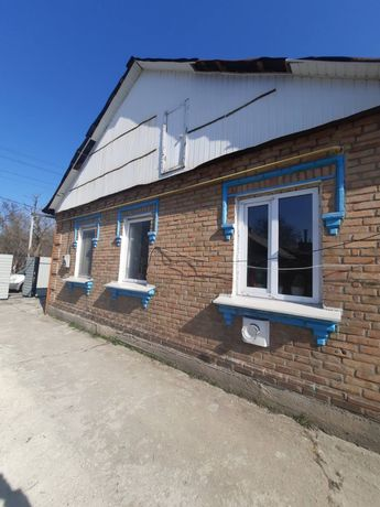 Продам пол дома на Николаевке